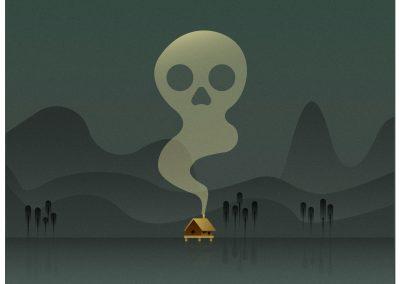 Swamp cabin-min